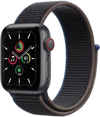Apple Watch SE GPS 40mm LTE Aluminum Space Grey Sport Loop