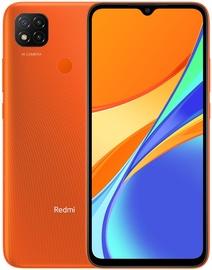 Telefonas Xiaomi Redmi 9C 32GB oranžinė