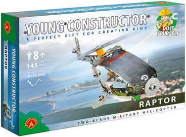 Alexander Young Constructor Raptor 1261