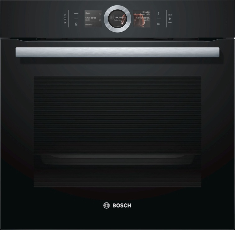 Bosch Serie 8 HBG636LB1