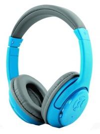Ausinės Esperanza Wireless Bluetooth Libero Blue, belaidės
