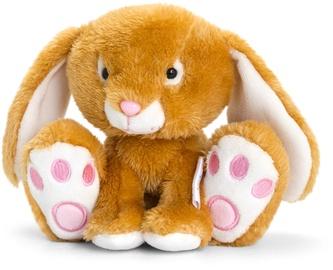 Pliušinis žaislas Keel Toys Pippins Bunny SF2492K, oranžinis, 14 cm