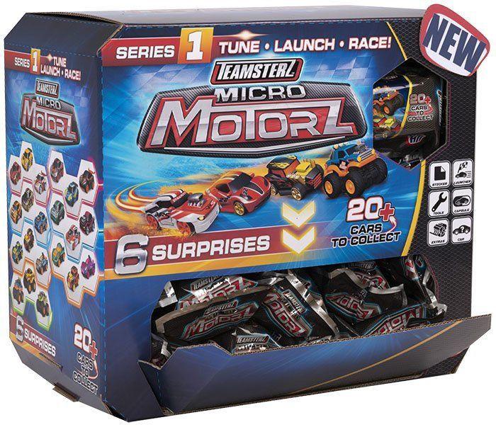 HTI Teamsterz Micro Motorz Series 1