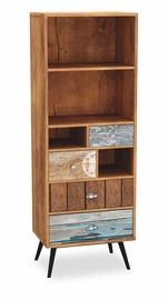 Knygų lentyna Mezo Reg1, 600 x 290 x 1800