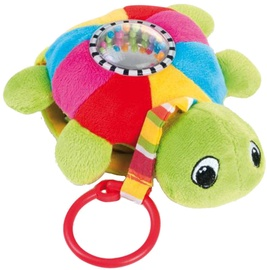Canpol Babies Colorful Ocean Turtle Plush Music Toy 68/019