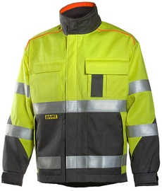 Dimex 6000 Jacket Yellow/Grey XL