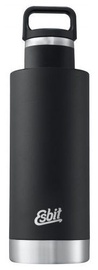 Esbit Scultor Insulated Standard Mouth 750ml Black