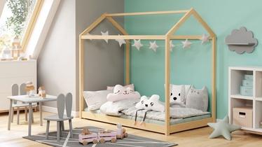 Детская кровать Halmar Yogi, сосновый, 165x88 см