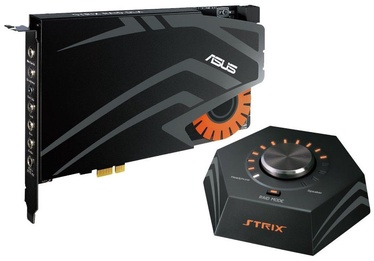 Asus Gaming Audio Card 7.1 STRIX RAID DLX with WoW Promo Code STRIX_RAID_DLX