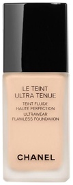 Chanel Le Teint Ultra Tenue Ultrawear Flawless Foundation SPF15 30ml 40
