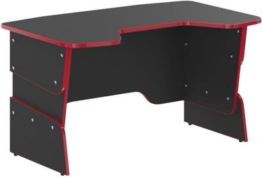 Skyland STG 1385 Gaming Table Black