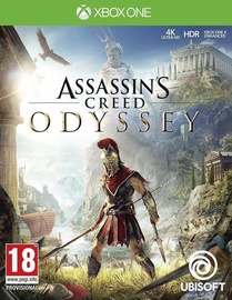Žaidimas Assassin's Creed Odyssey incl. Russian Audio Xbox One
