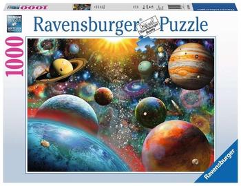 Ravensburger Puzzle Planetary Vision 1000pcs 19858