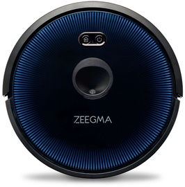 Dulkių siurblys - robotas Zeegma Zonder Robo Vision Black/Blue