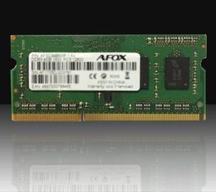Оперативная память (RAM) Afox AFSD34AN1P DDR4 4 GB