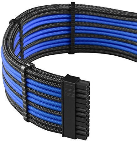CableMod E-Series PRO ModMesh Cable Kit For EVGA G3/G2/P2/T2 Black/Blue