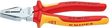 Knipex 02 06 200 High Leverage Combination Pliers 200mm