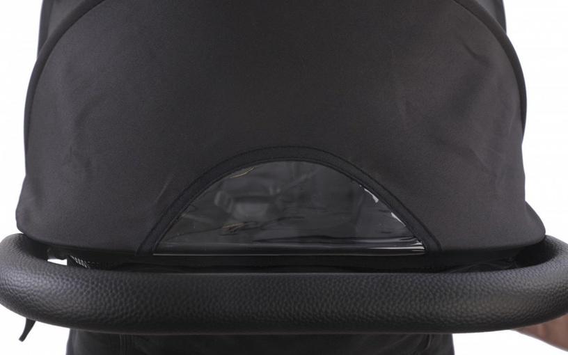 Sportinis vežimėlis Tesoro S900 Black