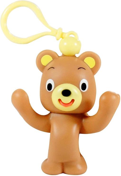 Žaislinė figūrėlė Jabber Ball Jabb-A-Boo Teddy Brown