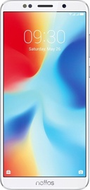 TP-Link Neffos C9A 2/16GB Silver