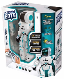Play Visions Xtrem Bots Robbie Robot
