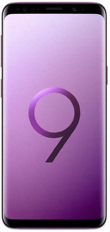 Samsung SM-G965F Galaxy S9 Plus 64 GB Dual Lilac Purple