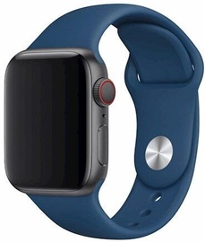 Devia Deluxe Series Sport Band For Apple Watch 44mm Blue Horizon
