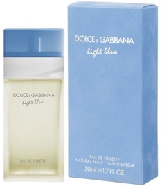 Туалетная вода Dolce & Gabbana Light Blue 50ml EDT