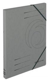 Herlitz Ring File Quality A4 Grey