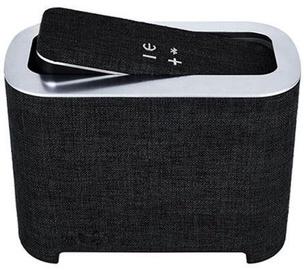 Belaidė kolonėlė Platinet Duo 2in1 Stereo Wireless Speaker With Doking Station Black