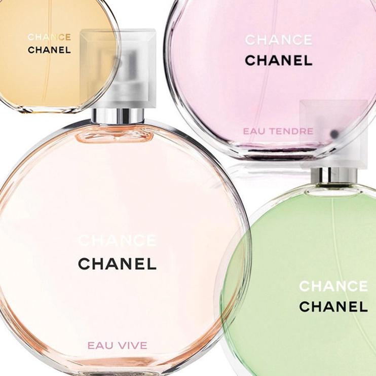 Chanel Chance Eau Vive 200ml Body Moisture