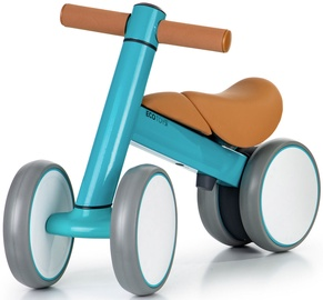"Līdzsvara velosipēds EcoToys Mini Bike Walker, zila, 6"""