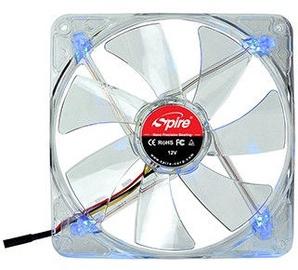 Spire Cooler 120mm Blue LED