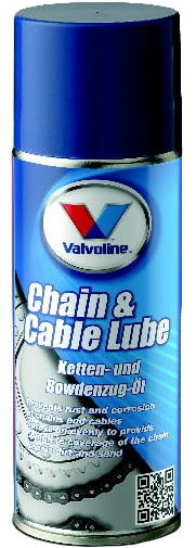 Valvoline Chain & Cable Lube 400ml