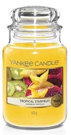 Yankee Candle Classic Large Jar Tropical Starfruit 623g