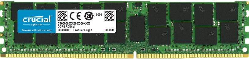 Crucial 64GB 2666MHz CL19 DDR4 ECC CT64G4LFQ4266