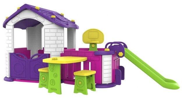 Mängumaja Big House With Slide RA4863