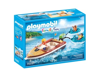 Constructor playmobil family fun 70091