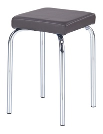 Halmar Stool Piri Dark Brown