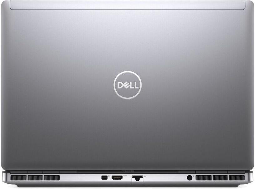 "Klēpjdators Dell Precision 7550 Grey 273535740 PL Intel® Core™ i7, 16GB, 15.6"""