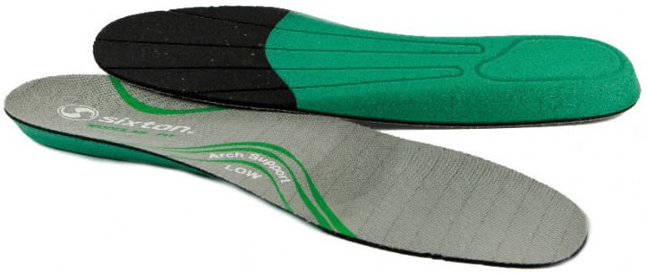 Sixton Peak Modularfit Insole Grey/Green 48