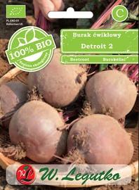 Burokėlių sėklos Bio Detroit 2
