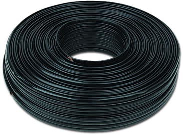 Gembird CAT 3 Telephone Cable 4C Black 100m