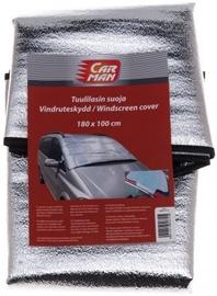 Загородка переднего стекла CarMan Windscreen Cover, 100 см x 180 см