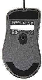 Žaidimų pelė Cooler Master MM530 Black, laidinė, optinė