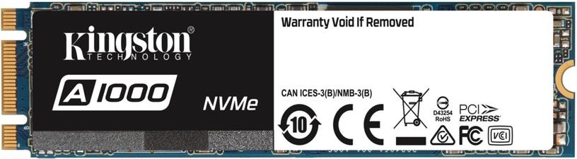 Kingston A1000 240GB M.2 NVMe PCIE SA1000M8/240G