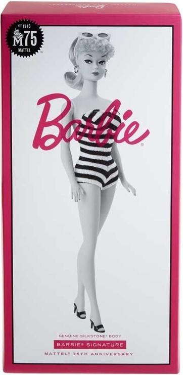 Mattel Barbie Signature 75th Anniversary Doll 30cm GHT46