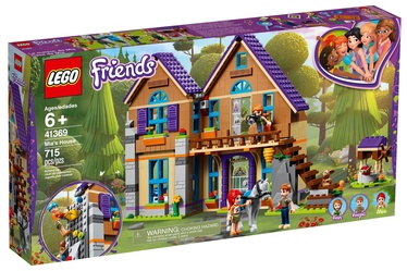 Konstruktor Lego Friends Mia's House 41369