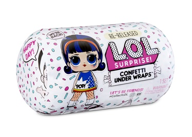MGA L.O.L. Surprise Confetti Under Wraps 571469