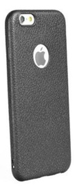 Mocco Lizard Back Case For Apple iPhone X Black